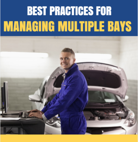 How to Take Better Control of your Tire & Auto Services Shop Floor